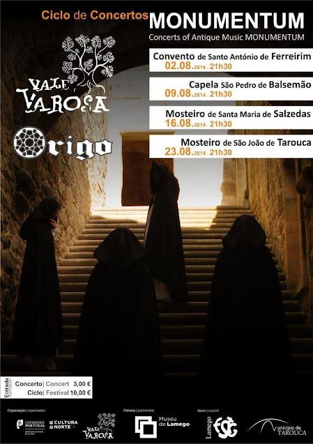 """""""Monumentum"""" no Vale do Varosa com o apoio do Museu"""