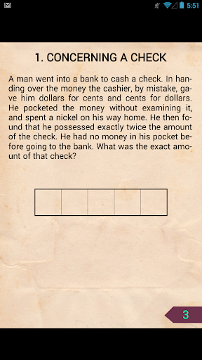 Puzzle Book:  Logic Puzzles (English Page) 1.7.0 screenshots 2