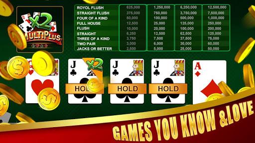 Deuces Wild - Video Poker filehippodl screenshot 1