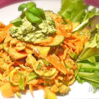 Creamy and Speedy Super Salad