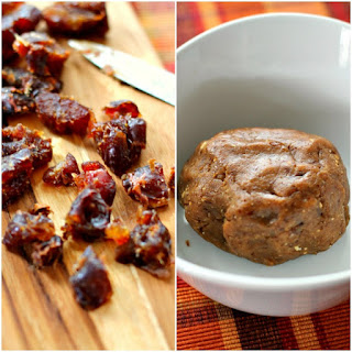 Date Nut Balls Recipes.