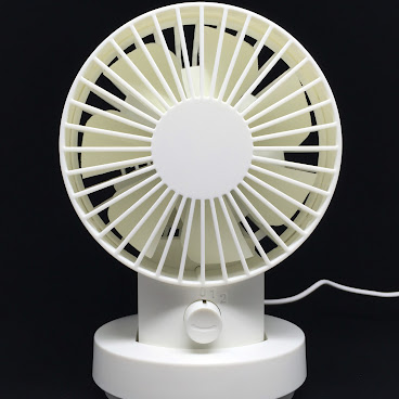 Low Noise USB Desk Fan| USB 座檯風扇