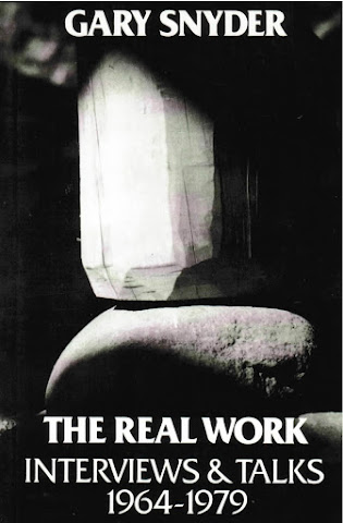 cover image for The Real Work: Interviews And Talks