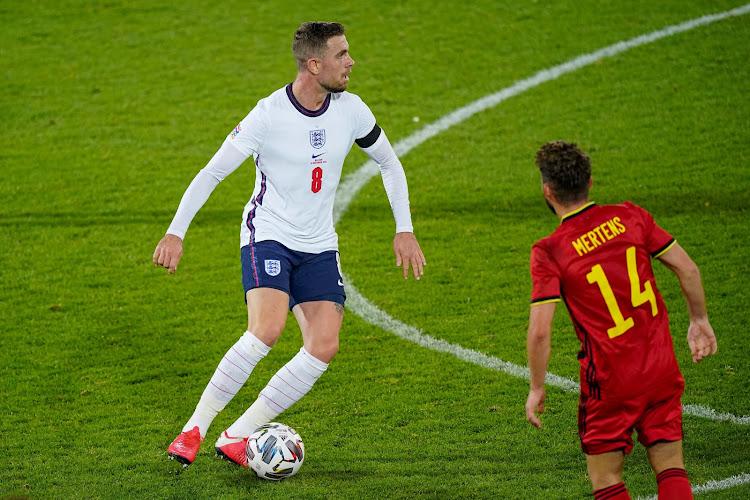 Deux joueurs anglais quittent le groupe après la défaite en Belgique