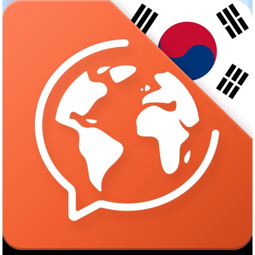 Mondly: Free Korean language learning app (2019) Icon