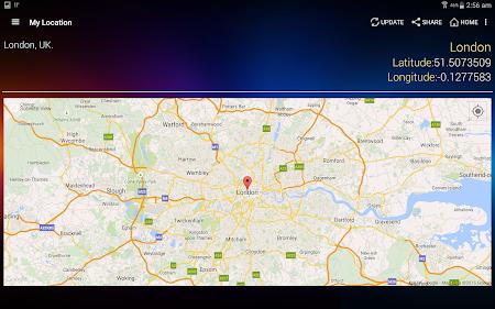 Weather & Clock Widget Android 5.0.1.2 screenshot 950