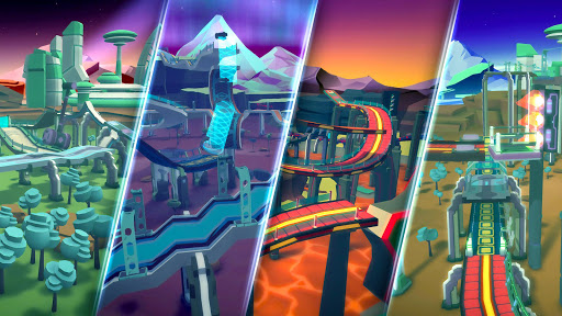 Gravity Rider Zero apkdebit screenshots 14