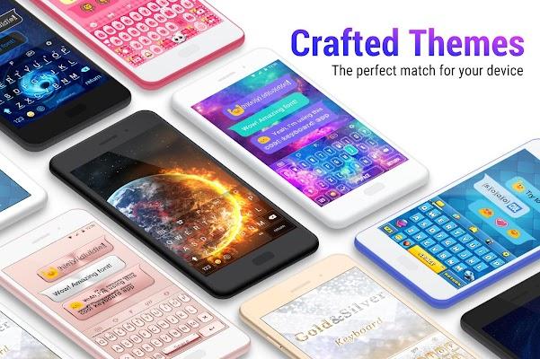 RainbowKey Keyboard - screenshot