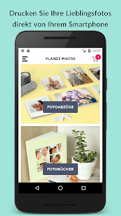 Planet Photo Fotoprodukte – Miniaturansicht des Screenshots