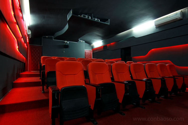 lắp đặt rạp chiếu phim 3D chuyên nghiệp