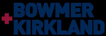 Bowmer+Kirkland logo