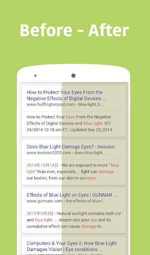 Bluelight Filter - Night Mode Apk 2