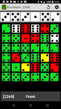 Dice Match Bingo apk screenshot