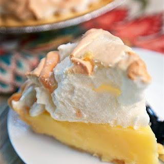 Best Ever Lemon Meringue Pie