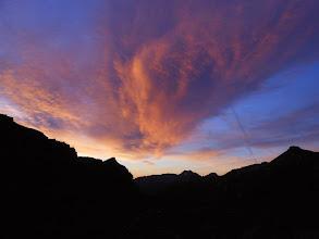 Photo: Sveglia e colazione per le h.6.00, prime foto all'alba dal Rif.Gastaldi.
