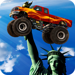 Monster Truck Hang Time for PC and MAC