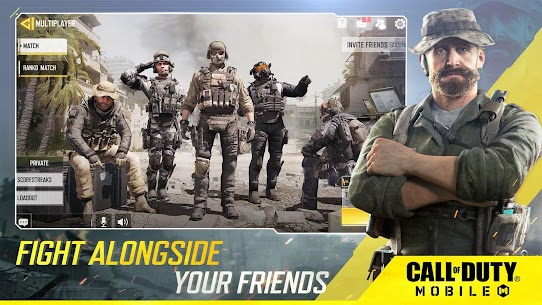 Call of Duty Mobile APK+OBB 3