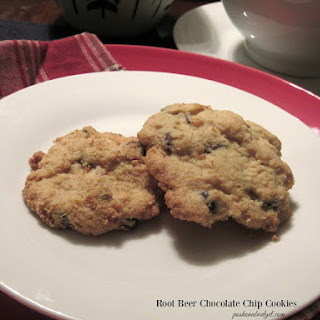 Chocolate Chip Root Beer Cookie