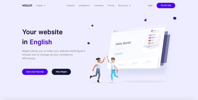 Weglot Shopify Integration