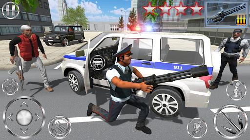 Russian Police Simulator Screenshot