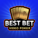 Best Bet Video Poker   Free Video Poker icon