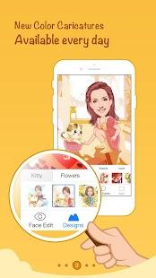 MomentCam Cartoons & Stickers - screenshot thumbnail