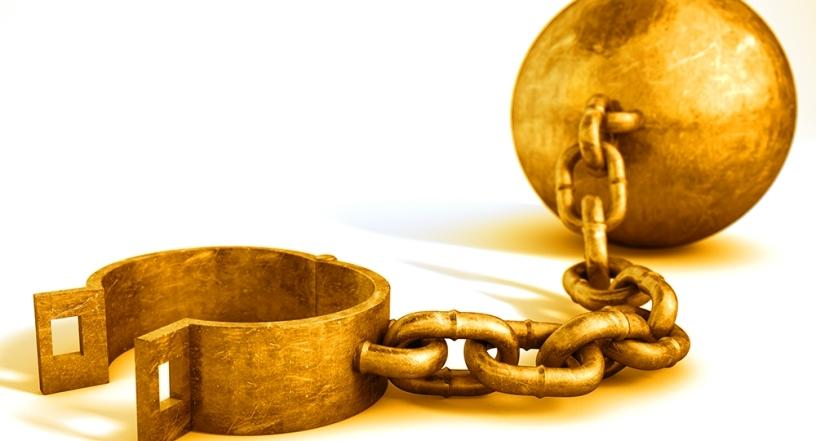 ...beware the golden handcuffs.