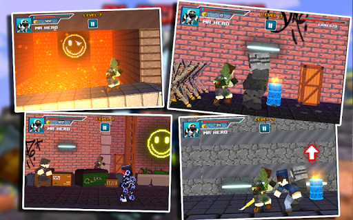 Block Wars Survival Games screenshots 9