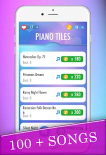 Piano Tiles Game