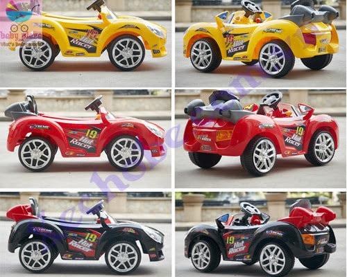 Xe hơi điện trẻ em XH639R 4