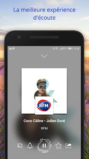 France Radios : u00c9couter Radio en Direct Gratuit 2.2.5 screenshots 3