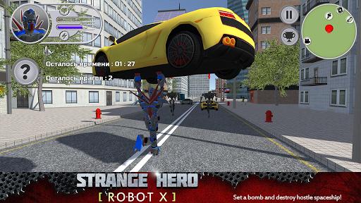 動作必備免費app推薦|ストレンジヒーロー: ロボットX線上免付費app下載|3C達人阿輝的APP