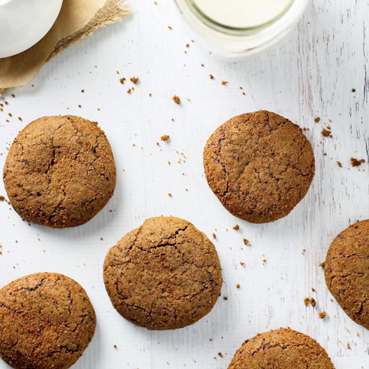 Gluten Free Blackstrap Molasses Cookies