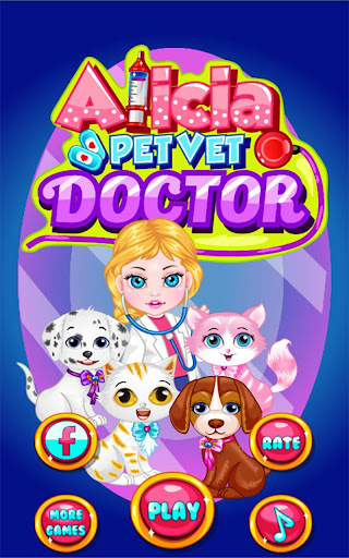 Alicia Pet Vet Doctor