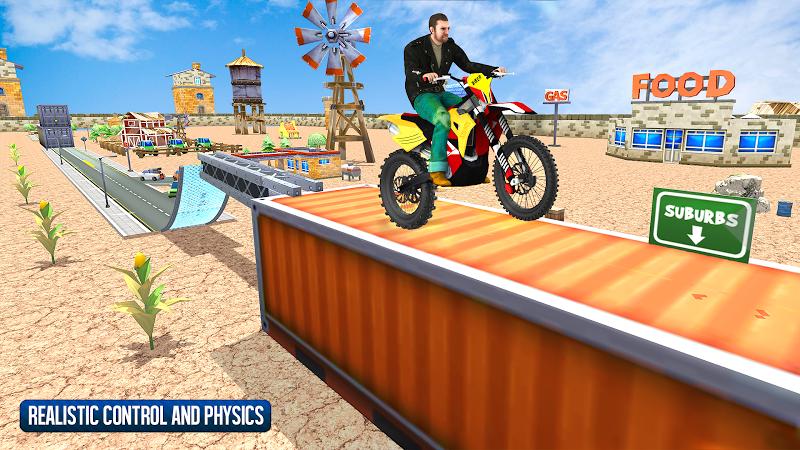 Download Moto Bike Stunt Racing Game 2019 Cheat APK MOD