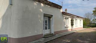 Maison Saint-Maurice-la-Fougereuse (79150)
