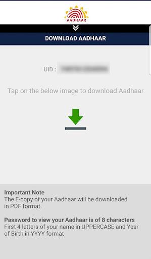 AadhaarApp 1.6 app download 3