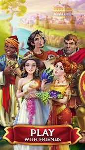 Jewels of Rome Mod Apk 1.24.2402 (Unlimited Money) 6