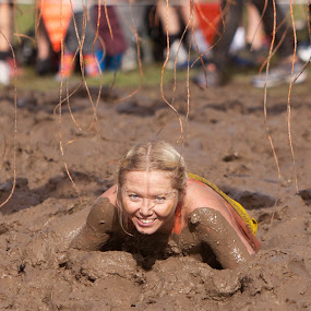 Pretty Muddy by Phil Portus - Sports & Fitness Other Sports ( course, extreme, 'electroshock therapy', 2013, fitness, sport, tough mudder, cholmondeley )