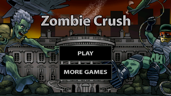 Zombie Crush: City Fire- screenshot thumbnail