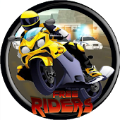 Free Riders - Bike Race Motorcycle