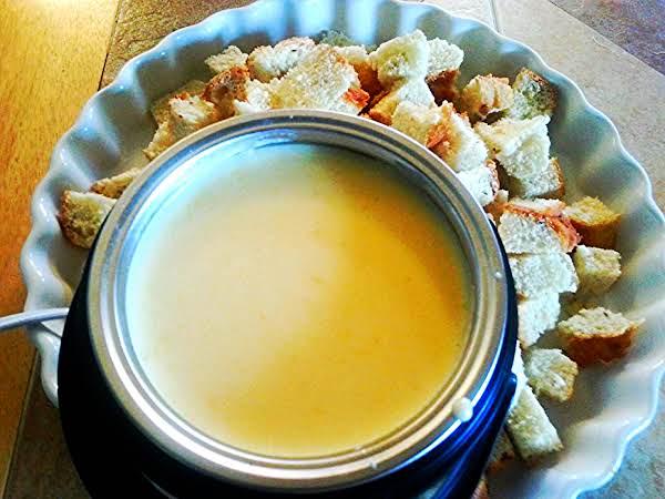 Creamy Cheese Sauce Recipe