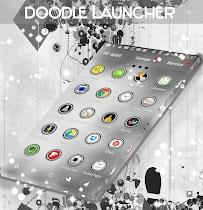 Doodle Launcher - screenshot thumbnail 01