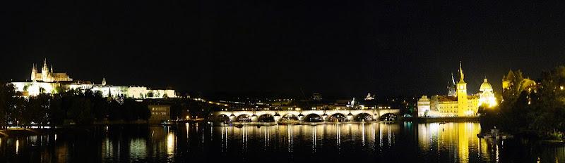 Notturno a Praga di lucaldera