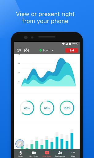 ZOOM Cloud Meetings 5.2.44042.0816 screenshots 3