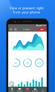 ZOOM Cloud Meetings 5.4.9.1079 MOD APK [UNLOCKED] 3