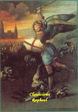 Photo: classicisme Raphael Saint-Michel vers 1505