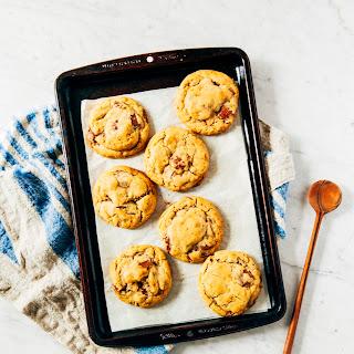 Egg Yolk Chocolate Chip Cookies