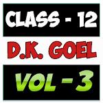 Account Class-12 Solutions (D K Goel) Vol-3 Icon