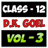 Account Class-12 Solutions (D K Goel) Vol-3